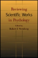 Reviewing Scientific Works In Psychology