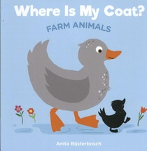 Where Is My Coat?: Farm Animals