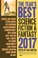 Year's Best Science Fiction & Fantasy 2017 Edition