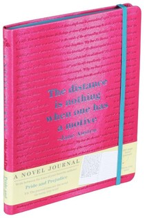 Pride and Prejudice - a Novel Journal
