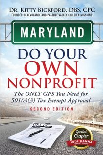 Maryland Do Your Own Nonprofit