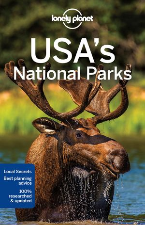 Lonely Planet USA's National Parks dr 1