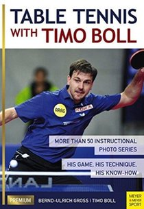 Table Tennis With Timo Boll