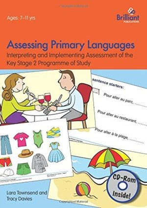 Assessing Primary Languages (book & Cd)