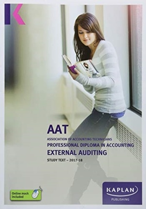 External Auditing - Study Text