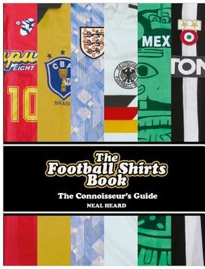 Football Shirts Book