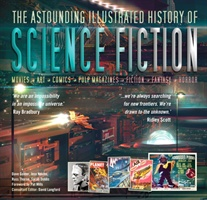 Astounding Illustrated History Of Science Fiction