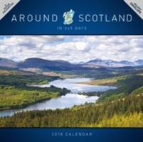 Around Scotland In 365 Days W