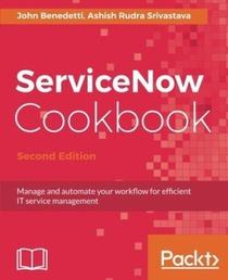 Servicenow Cookbook.