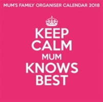 Keep Calm & Carry On, Mum Knows Best P W