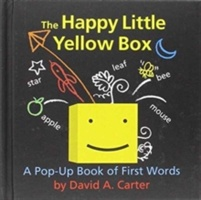 Happy Little Yellow Box A Pop-up Book Of First Words