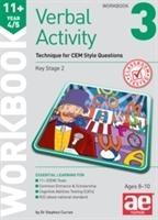 11+ Verbal Activity Year 4/5 Workbook 3