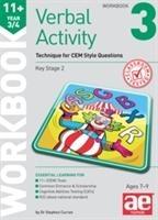 11+ Verbal Activity Year 3/4 Workbook 3