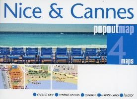 Popout Map Nice & Cannes
