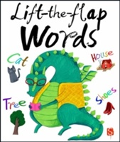 Lift-the-flap Words