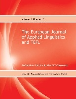 European Journal Of Applied Linguistics And Tefl