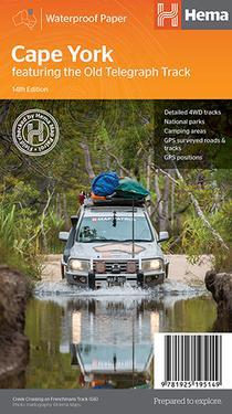 Cape York Queensland 1 : 1 000 000