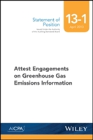 Sop 13-1 Attest Engagements On Greenhouse Gas Emissions Information