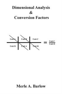 Dimensional Analysis & Conversion Factors