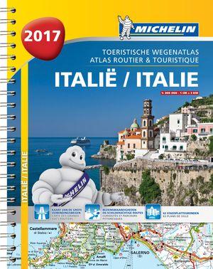 Atlas Michelin Italie 2017