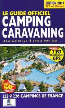 FFCC Frankrijk France Campinggids 2017