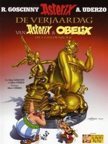 Asterix & Obelix 34 - Het Gouden Boek Van Asterix