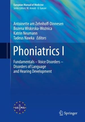 Phoniatrics I