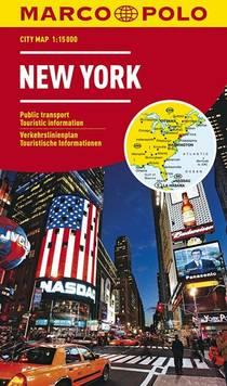 Marco Polo New York Cityplan