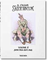 Robert Crumb: Sketchbook, Vol. 1, June 1964 - Sept. 1968