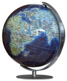 Duo Azzuro Mini Globe Columbus