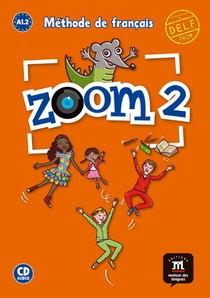 Zoom 2 - Livre de l'élève + CD