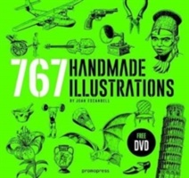 Handmade Illustration: 767 Handmade Illustrations