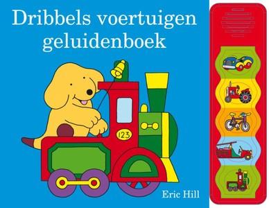 Dribbels voertuigen geluidenboek