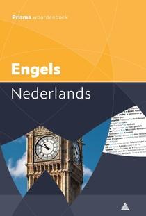 Prisma woordenboek Engels-Nederlands