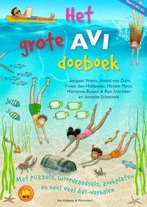 Het grote AVI doeboek - Deel 3