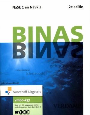 vmbo-kgt - informatieboek voor Nask1 en nask2