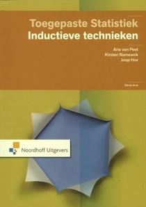 Toegepaste statistiek - inductieve technieken