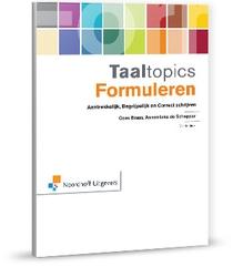 Taaltopics formuleren