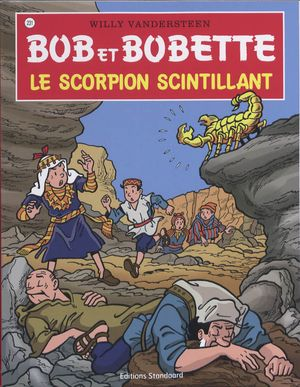 Le scorpion scintillant