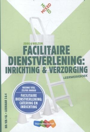 inrichting en verzorging - Leerwerkboek