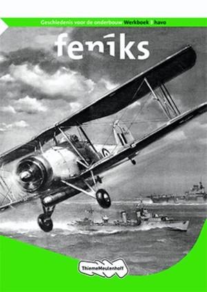 Feniks - 3 Havo Combipakket totaallicentie + werkboek