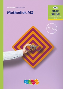 Methodiek MZ niveau 3/4 Werkboek herzien