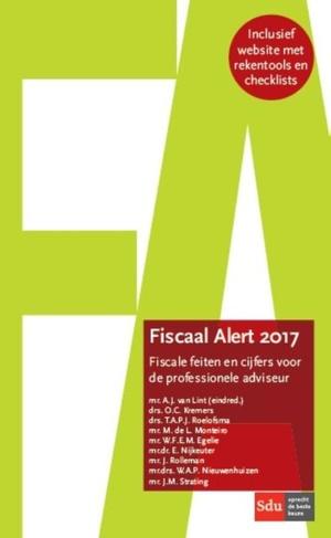 Fiscaal Alert - 2017