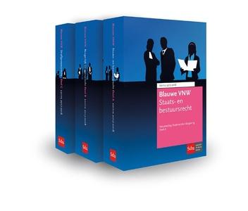 Blauwe VNW Staats- en bestuursrecht - 2017-2018