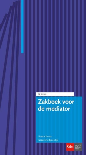 Zakboek voor de mediator
