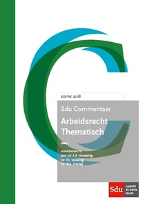 Arbeidsrecht thematisch 2018 - 1 2018