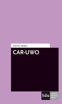 CAR-UWO 2018/1