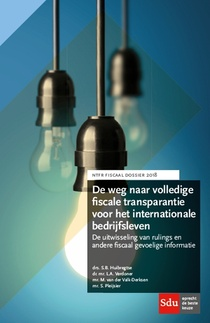 De weg naar volledige fiscale transparantie voor het internationale bedrijfsleven.