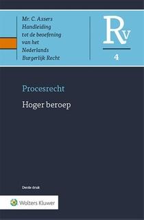 Procesrecht - 4 Hoger Beroep