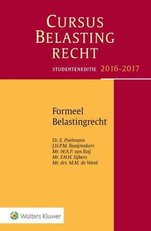 Formeel belastingrecht - studenteneditie 2016-2017